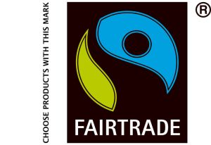 the fair trade label